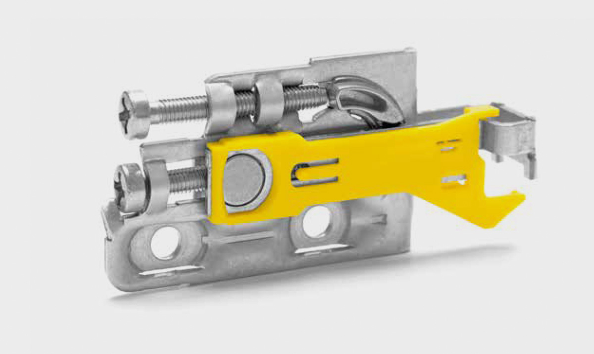 SCARPI 4 - Fastener for wall units